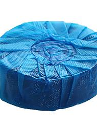 синий пузырь туалет чистящее средство дезодоранты туалет туалет в дополнение к вкусу (случайные цвета)