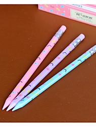 Lovely Korean Love Silently Mechanical Pencil(3PCS)