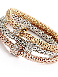 Bracelet Charm Bracelet Alloy Daily / Casual / Sports Jewelry Gift Gold,1pc