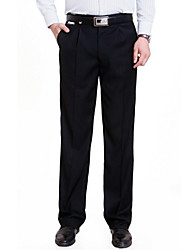 Slim trousers new spring and summer 2016 men's business suits men's work pants casual trousers
