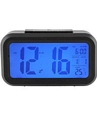 Liquid Crystal Display Alarm Clock