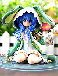 Date A Live Yoshino PVC 16cm Figures Anime Action Jouets modèle Doll Toy