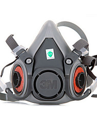 6200 Gas Mask Dust Mask