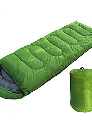 1.8kg OutdoorThickened Warm Autumn Winter Envelope Type Sleeping Bag