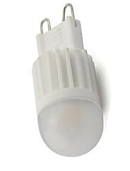3W G9 Luminárias de LED  Duplo-Pin Tubo 1 COB 120 lm Branco Quente / Branco Frio Decorativa V 1 pç