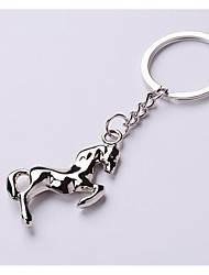 The Horse Logo Key Ring Keychain For Ferrari Logo Car Keychain