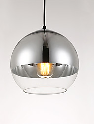 Modern/Comtemporary Electroplated Glass Pendant Lights Dining Room Kitchen Bar Cafe Light Fixture