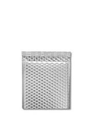 примечание пять упакованы для продажи размер 24 * 28 * 0.5cm серебряный водонепроницаемый ударопрочный алюминиевая пленка пузыря конверт