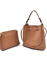 Damen PU Alltag Bag Sets