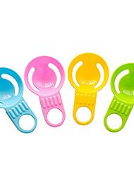 utensilios de cocina separador del multicolor de la clara de huevo separador exquisita y delicada (colores aleatorios)
