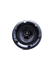 JY-558 Fixed-Resistance Two-Way Ceiling Speakers 6.5-Inch Coaxial Silk Ceiling Speaker Background Music