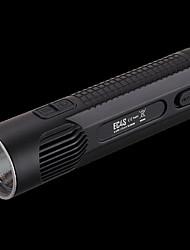 Lanterne LED LED 2150 Lumeni 5 Mod Cree 18650 Reîncărcabil Dimensiune Compactă Intensitate Luminoasă Reglabilă Camping/Cățărare/Speologie