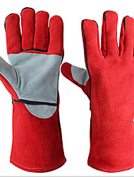 Wear - Resistant Welding Protective Gloves