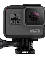 Gopro GOPRO 5 BLACK Sports Action Camera 12MP 4608 x 3456 WiFi / Touchscreen / Waterproof / USB / GPS / Bluetooth / Adjustable 120fps 4x