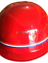 chapeau de peinture de sécurité du site