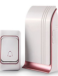 Home Wireless Door Bell AC Remote Control Electronic Door Bell