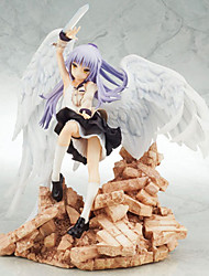 Angel Beats Kanade Tachibana PVC 22cm Figures Anime Action Jouets modèle Doll Toy