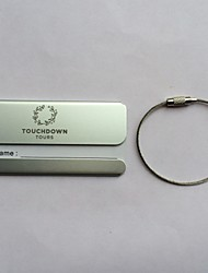 Unisex Card & ID Holder Metal Special Material All Seasons Office & Career Screen Color