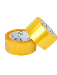 (Note Package 2 Size 7500cm * 5.5cm *) High Viscosity Transparent Tape