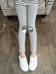 Girl Casual/Daily Solid Pants-Spandex Cotton  Polyester Jacquard Spring / Fall