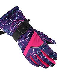 Luvas de esqui Luvas de Inverno / Luvas Esportivas Mulheres / Homens / Todos Luvas EsportivasMantenha Quente / Prova de Água / Respirável
