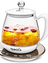 HKG 8069 Health Pot Automatic Multi-Functional Thickening Glass Tea Pot Electric Decoction Pot Split Chinese Medicine Kettle