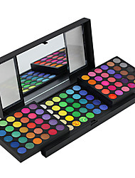 180 Lidschattenpalette Matt / Schimmer Lidschatten-Palette Cream Set Alltag Make-up