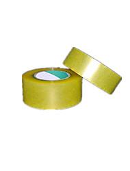 (Nota tamanho 24,000 centímetros * 4,5 centímetros) de fita de vedação transparente