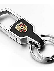 Car Key Man Logo Key Chain Car Keys Gift Waist Hanging Key Ring For Volkswagen For Toyota