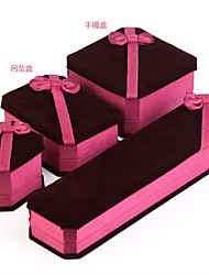 Boîte à mouchoir(Lilas)Thème papillon-Personnalisé 23*6*3.5cm