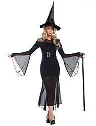 Sorceress Costume Adult Witch Costumes for Women Halloween