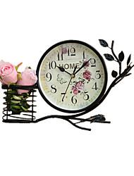 Personality European - Style Garden Clock