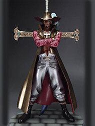 One Piece Dracula Mihawk PVC 22cm Anime Action Figures Model Toys Doll Toy