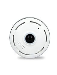 strongshine® d960p cilíndrico hd red de cámaras de ojo de pez p2p wifi ip de 360 grados con la seguridad en el hogar