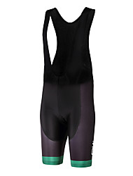 Sports QKI Cycling Bib Shorts Unisex Breathable / Quick Dry / Anatomic Design /Breathable/Polyester/ LYCRA / 5D Pad