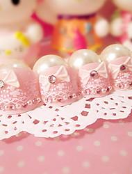 produtos da arte do prego unhas falsas remendo princesa pó pedicure nana nomes comprimidos 24