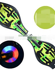 Aluminium Alloy Self Balancing Scooter LED LightYellow Green Pool Blushing Pink Light Green