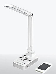 Yage 3986 Imported LED Charging Folding Bedside Bed Student Learning Work Eye Protection Lamp