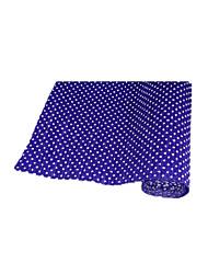 (Tenga en cuenta las ventas de paquetes de diez colores de color morado oscuro) de papel rizado punto de nieve