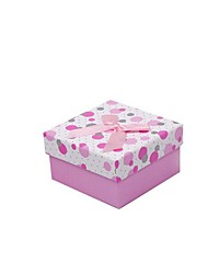 Note Five Packaged For Sale Dot Product  Size 8.7*8.7*5cm Contracted Household Paper Boxes Gift Birthday Gift Box