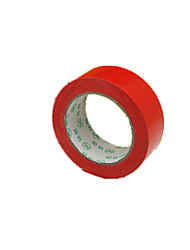 (Note Packed 2 Red Size 1000cm * 4.8cm *) Carpet Cloth Tape