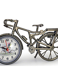 A00229 Classical European Creative Bicycle Alarm Clock