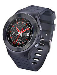 Multifunction 3G Android Smartwatch / Bluetooth 4.0  Camera 8GB Smartwatch Phone with Wifi / Sim / GPS