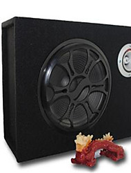 10-Inch Square Car Subwoofer 12V24V220V Can Be Plugged Into The Bluetooth Outdoor Speaker
