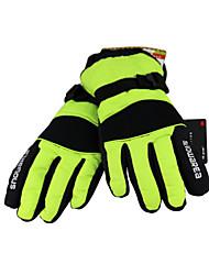 Gants de ski Homme / Tous Gants sport Garder au chaud / Etanche Ski / Snowboard / Moto PU Gants de ski Hiver
