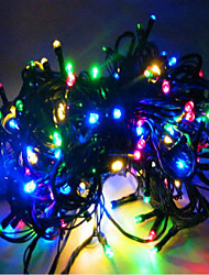 Christmas Holiday Lights Flashing Lights All Over The Sky Star Series Of Wedding Decoration