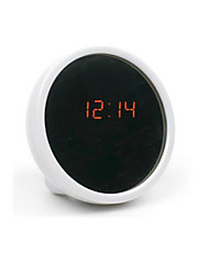 Creative Alarm Clock Beauty Mirror Electronic Clock