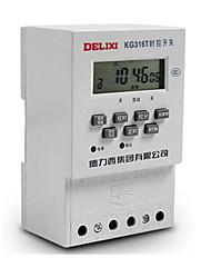interruptor de controle de cronometragem de tempo microcomputador