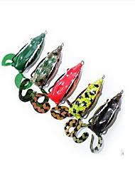 1 pcs Fishing Lures Frog Random Colors 10 g Ounce mm inch,Hard Plastic Bait Casting