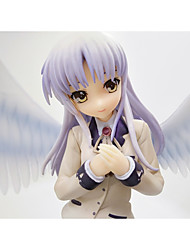Angel Beats Cosplay PVC 22cm Figures Anime Action Jouets modèle Doll Toy